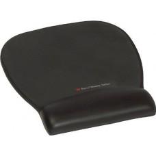 3M™ Jel Bilek Destekli Precisetm Mouse Pad- Siyah Deri MW311LE