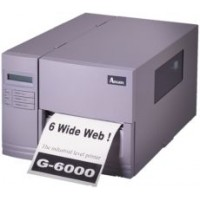 ARGOX-G6000 Endüstriyel Barkod Yazıcı Termal Transfer Ve Direk Termal Baskı 600 Dpi 152 Mm/Sn