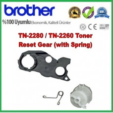Brother TN-2280 Reset Gear (Yaylı)