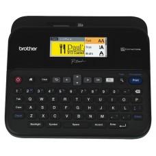 Brother P-TOUCH PT-D600VP Bilgisayar Bağlantılı Masa Üstü Etiket Yazıcı 6 - 24mm TZE Serisi Etiket