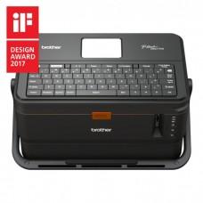 Brother P-Touch PT-E850TKWLI 6 - 36MM Baskı TZE Serisi Etiket Yazıcı Bilgisayar Bağlantılı El Tipi Wireless Li-İon Pil