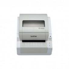 Brother P-Touch TD-4000 102MM e Kadar Baskı Otomatik Kesici Bilgisayar Bağlantılı Doğrudan Termal Baskı