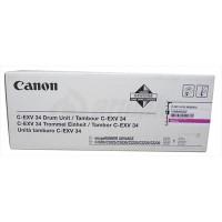 Canon C-EXV34 M Kırmızı Orijinal Drum, IR Advance C 2020, IR Advance C 2030, 3788B003BA