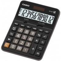 Casio DX-120B-BK Masa Üstü Hesap Makinesi 12 Hane Siyah