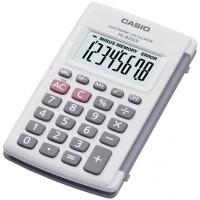Casio HL-820LV-WE Taşınabilir Hesap Makinesi 8 Hane