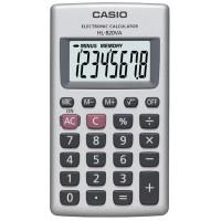 Casio HL-820VA Taşınabilir Hesap Makinesi 8 Hane