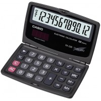 Casio SX-220 Cep Tipi Pratik Hesap Makinesi 12 Hane