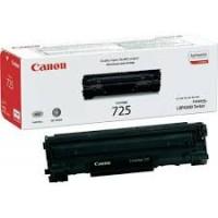 Canon CRG-725 Siyah Orijinal Toner Kartuşu 725