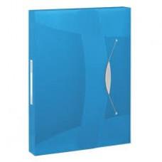 Esselte 624047 Mavi Vıvıda Kalın Lastikli Dosya