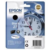 Epson T2711 Siyah Orijinal Mürekkep Kartuş 17.7ML 27XL C13T27114012