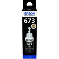 Epson T6731 Siyah Orijinal Mürekkep Şişe 70ML C13T67314A