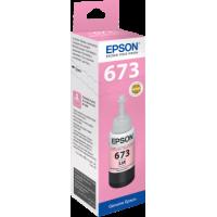 Epson T6736 Açık Kırmızı Orijinal Mürekkep Şişe 70ML C13T67364A