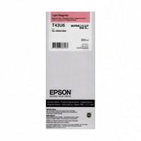 Epson T43U6 Açık Kırmızı Orijinal SureLab SL-D800 / C13T43U640