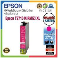 Epson T2713 Kırmızı MUADİL Mürekkep Kartuş 17.7ML 27XL C13T27134012