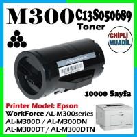 EPSON C13S050689 Siyah MUADİL Yüksek Kapasiteli Japanese Toner - M300D, M300DT, M300DN, M300DTN, MX300DNF