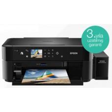 Epson L850 Tanklı Renkli A4 Yazıcı, Fotokopi, Tarayıcı, USB C11CE31401