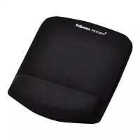 Fellowes PlushTouch™ Mouse Pad Bilek Desteği Siyah 7379