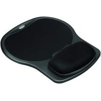 Fellowes Easy Glide Mouse Pad Bilek Desteği Siyah 7526