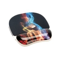 Fellowes Rainbow Smoke Mouse Pad Bilek Desteği 7528