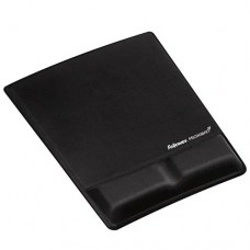 Fellowes Health-V™ Fabrik™ Mousepad Bilek Desteği Siyah 7861-03
