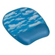 Fellowes Akıllı Köpük Mousepad Bilek Desteği Bulutlar 7866-16