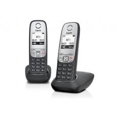 Gigaset A415 Duo Dect Telefon Siyah