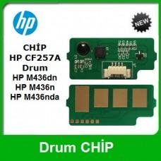 HP 57A Laserjet Drum Ünitesi CHİP CF257A