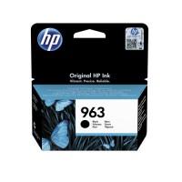 HP 963 Siyah Orijinal Mürekkep Kartuşu 3JA26AE