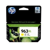 HP 963XL Sarı Yüksek Kapasiteli Orijinal Mürekkep Kartuşu (3JA29AE)