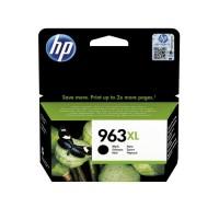 HP 963XL Siyah Yüksek Kapasiteli Orijinal Mürekkep Kartuşu (3JA30AE)