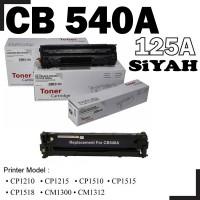 HP 125A Siyah Muadil Toner Kartuşu (Xbox) CB540A