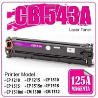 HP 125A Kırmızı Muadil Toner Kartuşu (Bluebox) CB543A