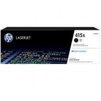 HP 415X Siyah YüksekKapasiteli Orijinal LaserJet Toner Kartuşu (W2030X)