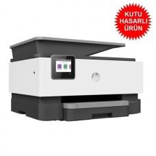 HP OfficeJet Pro 9013 Çok Fonksiyonlu Yazıcı A4 (1KR49B) KUTU HASARLI