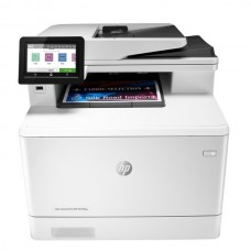 HP Color LaserJet Pro MFP M479fdn Renkli Baskı, kopyalama, tarama, faks, e-posta W1A79A