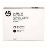 HP 55X Yüksek Kapasiteli Siyah Orijinal LaserJet Toner Kartuşu CE255XC