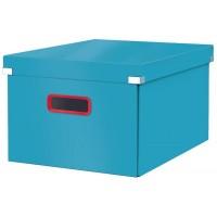 Leitz 53480061 Cosy C&S Kutu Orta Boy Medium Mavi