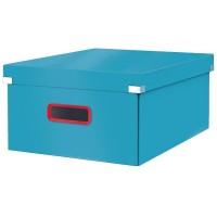 Leitz 53490061 Cosy C&S Kutu Büyük Boy Large Mavi