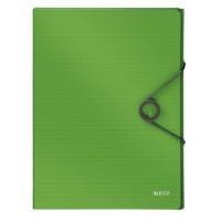 Leitz 4568 Solid Kalın Lastikli Dosya Yeşil