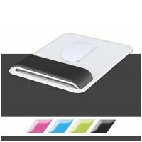 Leitz 65170095 WOW Mouse için Bilek Desteği Metalik Siyah