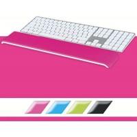 Leitz 65230023 WOW Klavye için Bilek Desteği Metalik Pembe