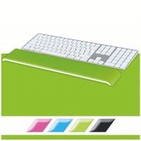 Leitz 65230054 WOW Klavye için Bilek Desteği Metalik Yeşil