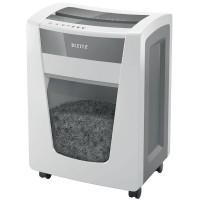 Leitz 8010 IQ Ofis Pro Evrak İmha Makinesi P6 +