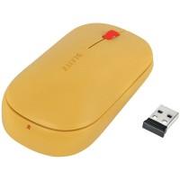 Leitz 65310019 Cosy Kablosuz Mouse Sarı