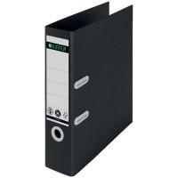Leitz 10180095 Siyah Recycle Geniş Klasör 180° A4 80 mm