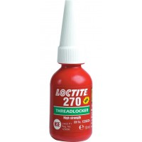 Loctite 270 Vida Gevşemezlik Yapıştırıcısı (Yüksek Mukavemet) 10 ml (1918245)