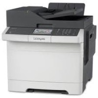 Lexmark CX410DE Renkli Laser Yazıcı, Fotokopi, Tarayıcı, Dubleks, Network, A4