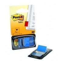 Post-it® 680-2 İndex - İşaret Bandı, Mavi, 50 Yaprak 26x44mm
