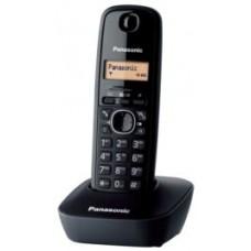 Panasonic KX-TG1611 Dect 50 Rehber Caller Id Alarm Siyah Telefon