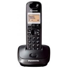 Panasonic KX-TG2511 Dect 50 Rehber Caller Id Siyah Alarm Telefon